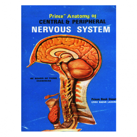 Prince Anatomy of Central & Peripheral Nervous System (C.N