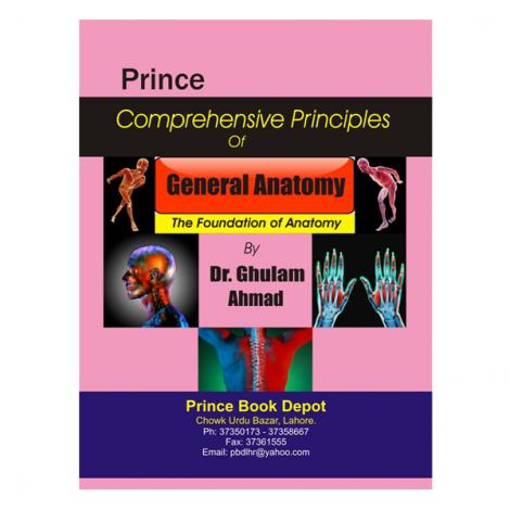 Prince General Anatomy by Ghulam Ahmad Buy online in