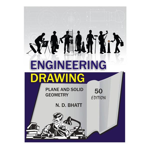 Engineering Drawing 50th N D Bhatt Buy Online In Pakistan I Bukhari Books